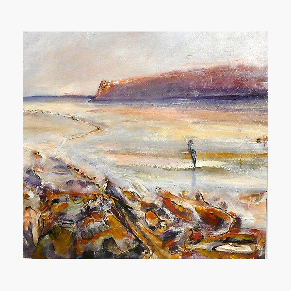 Broome Tide-The flats near Broome WA  Photographic Print