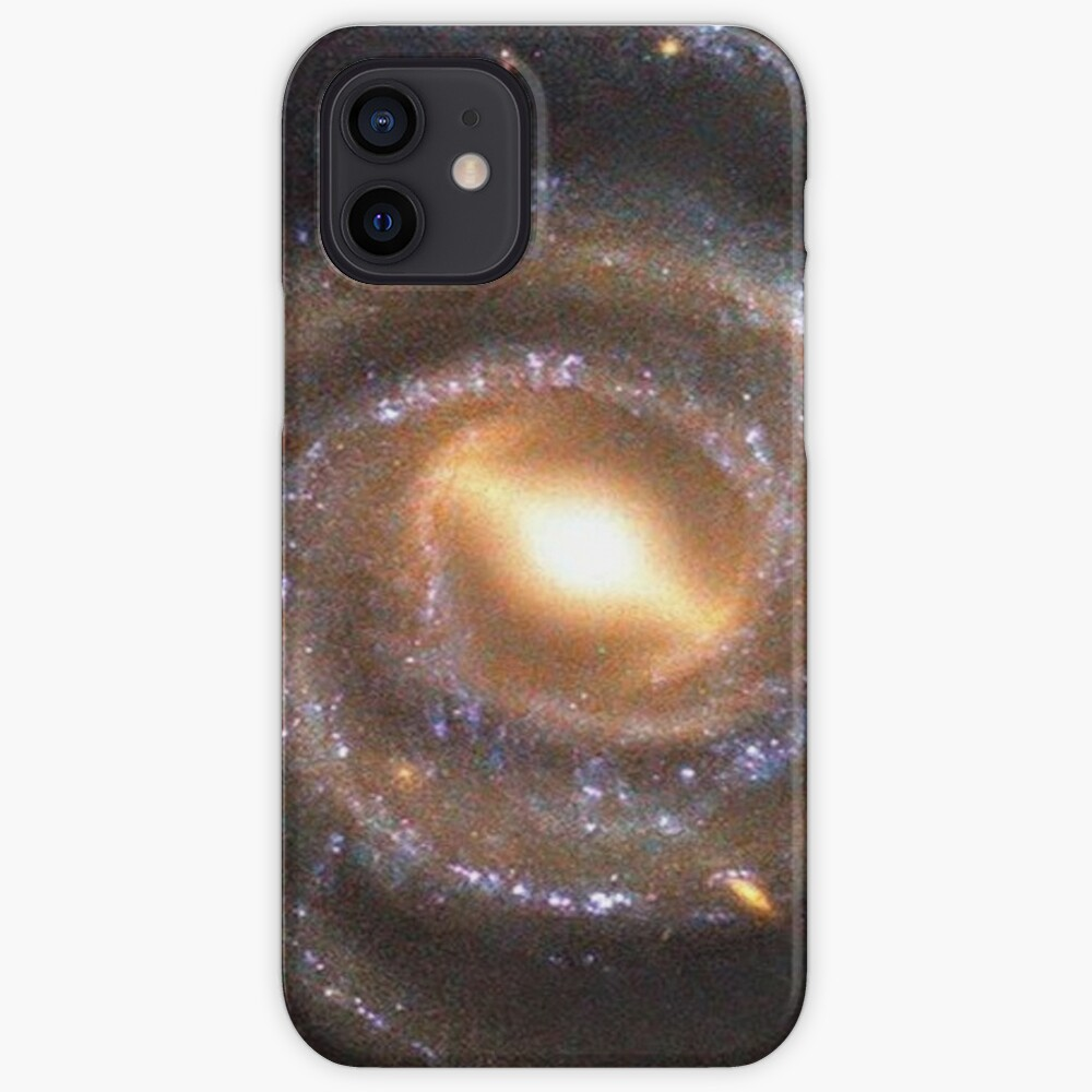 #Astronomy: #Megamaser #barred spiral #Galaxy named UGC 6093, Cosmology, AstroPhysics, Universe iPhone: Case & Cover