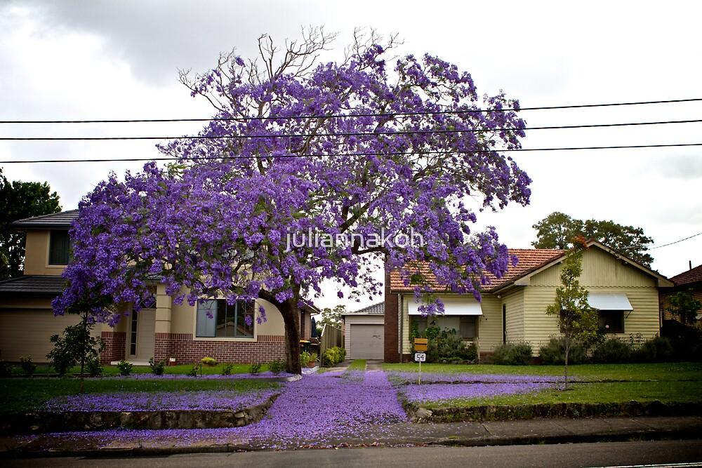 Summer bloom by juliannakoh