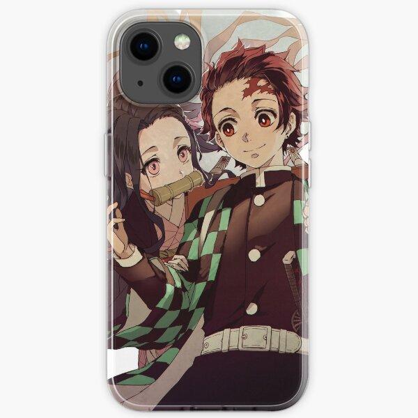 Demon Slayer iPhone Soft Case