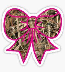 Camo Bow Sticker
