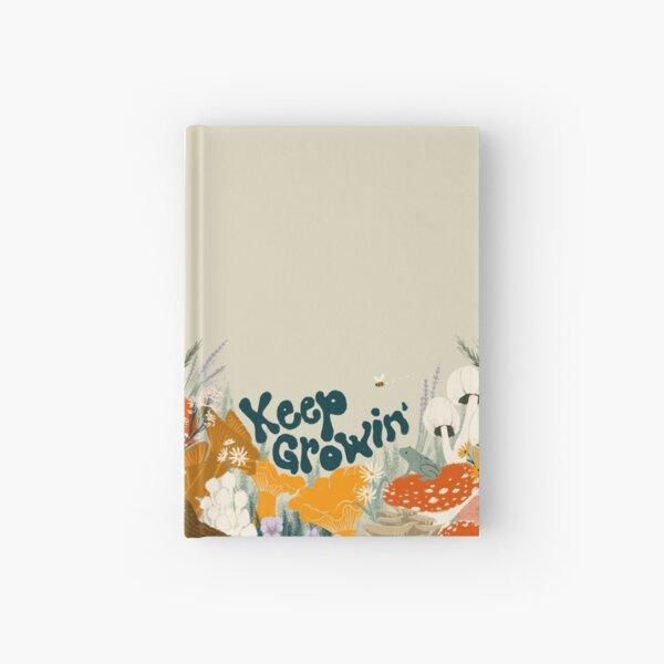 Keep Growin Hardcover Journal