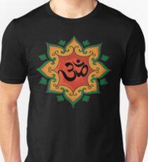 """Om"" India, Hindu, Hinduism T-Shirt Unisex T-Shirt"