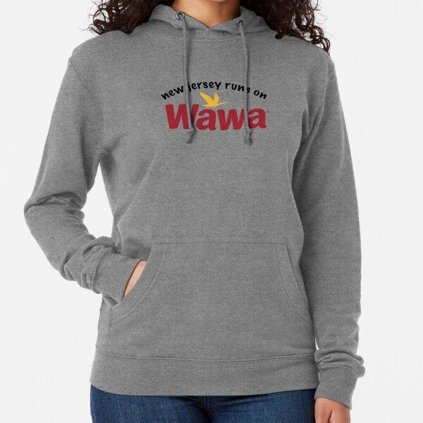 New Jersey Runs on Wawa Lightweight Hoodie