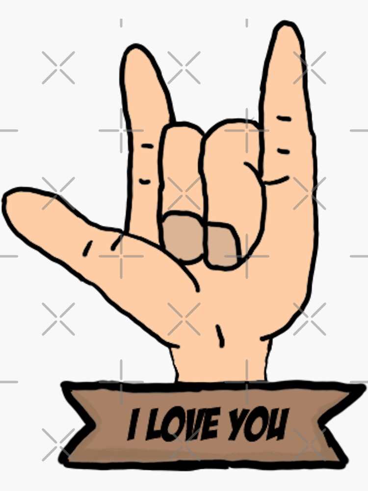 i love you by lokisart