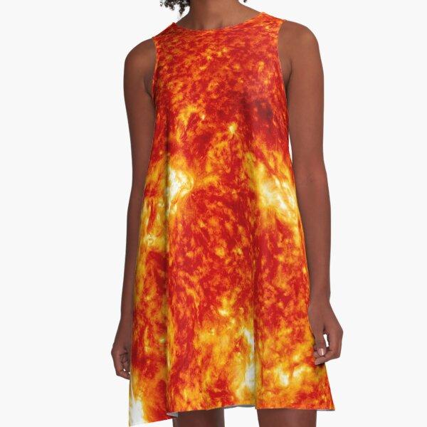 Sun A-Line Dress