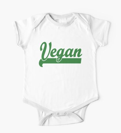Vegan T-Shirt Kids Clothes