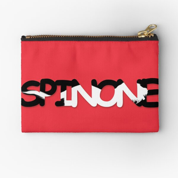 SPINONE RED Zipper Pouch