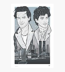 The Pope Of Greenwich Village Photographic Print