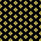 Warning Pi is Irrational Symbol by MudgeStudios