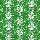 Hybrid Pi Day and St. Patricks Day  by MudgeStudios