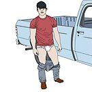 Truckin' by brucepak