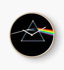 Pink Floyd Prism Clock