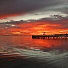 Sunrise over Promenade by Andrew (ark photograhy art)