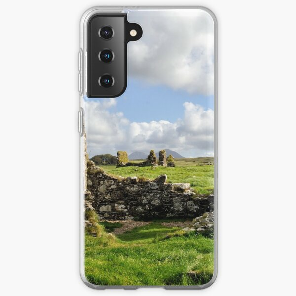 Finlaggan: the seat of the Lords of the Isles and of Clan Donald - Islay Samsung Galaxy Soft Case
