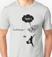 Funny Tourist: T-Shirts | Redbubble