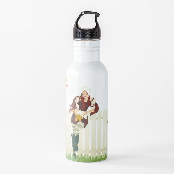 Happy Thanksgiving Day! Water Bottle
