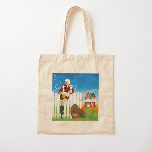 Happy Thanksgiving Day! Cotton Tote Bag