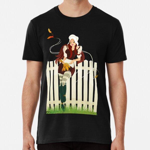 Happy Thanksgiving Day! Premium T-Shirt