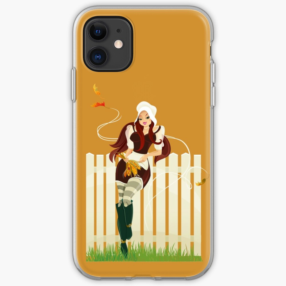 Happy Thanksgiving Day! iPhone Case & Cover