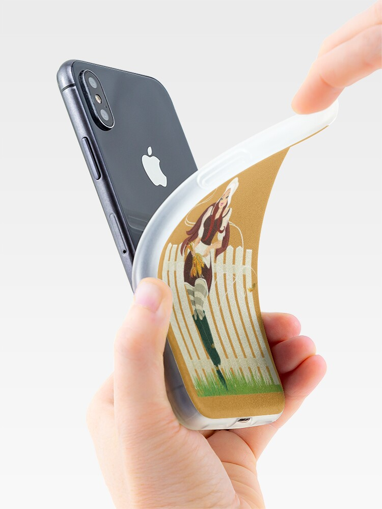 Alternate view of Happy Thanksgiving Day! iPhone Case & Cover
