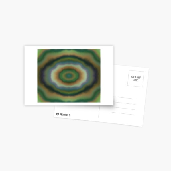 Crafted Tunnel Postcard