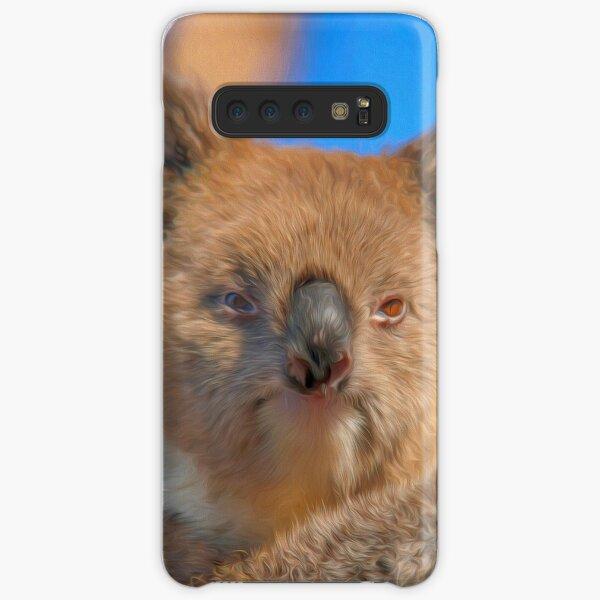Cute Koala (digital painting) Samsung Galaxy Snap Case