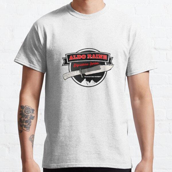 Inglorious Basterds - Aldo Raine Classic T-Shirt