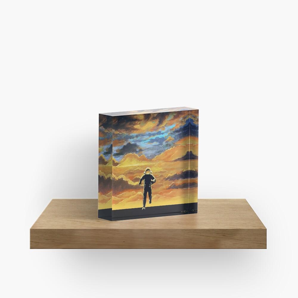 Perseverance Acrylic Block