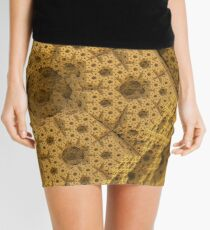 Sandy dodecahedral gasket Mini Skirt