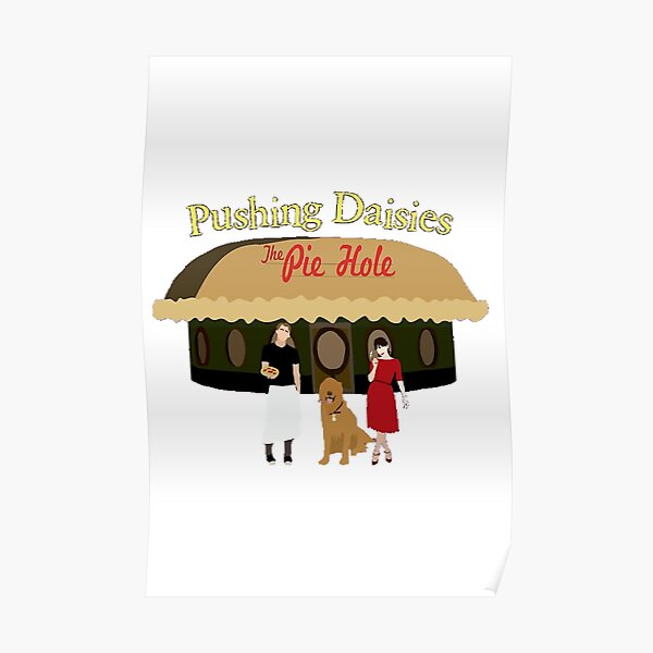 The Pie Hole Poster