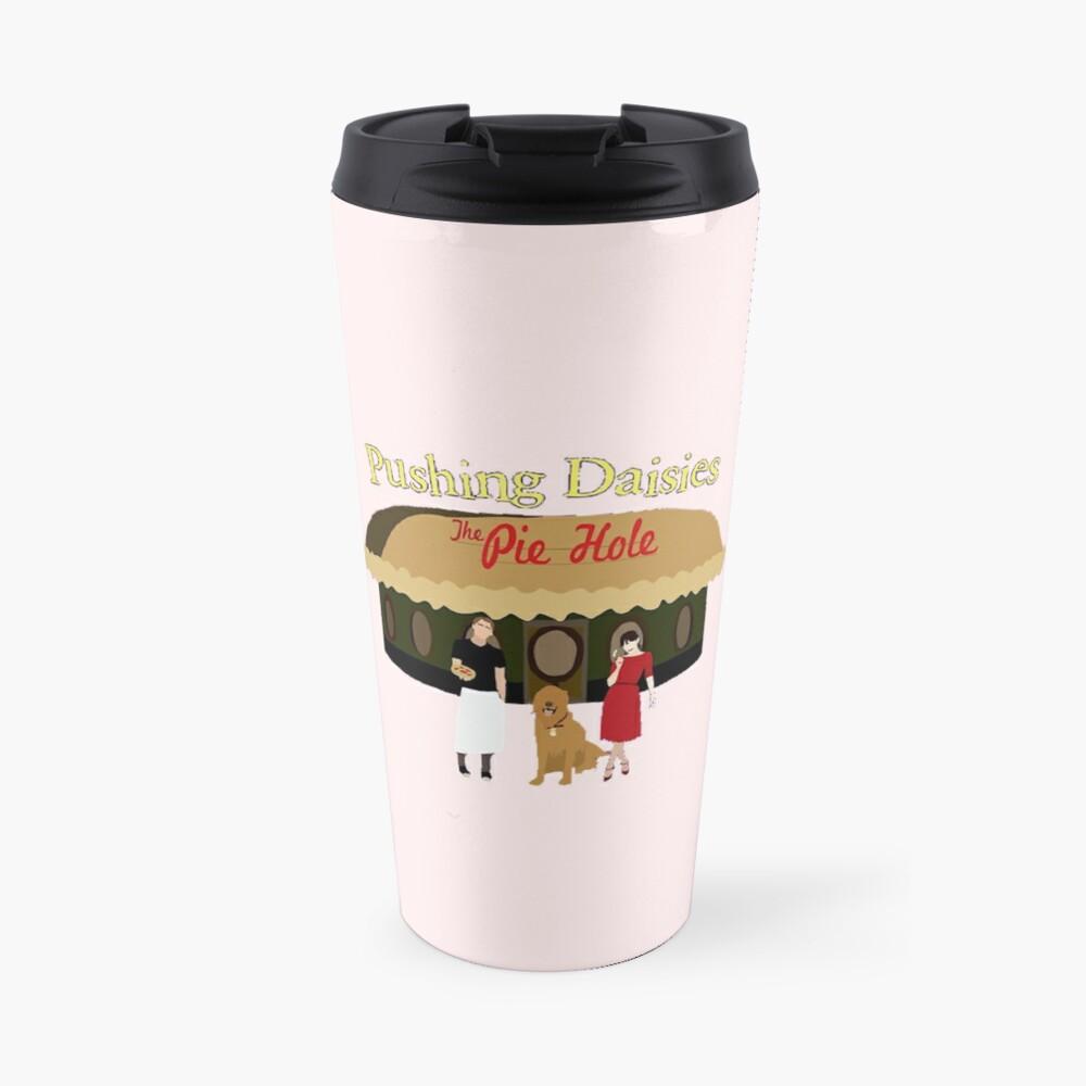 The Pie Hole Travel Mug