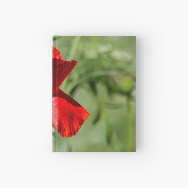 Poppy Hardcover Journal
