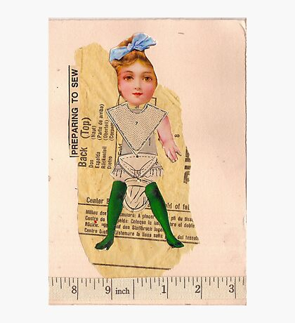 Anatomy of a doll 5 Photographic Print