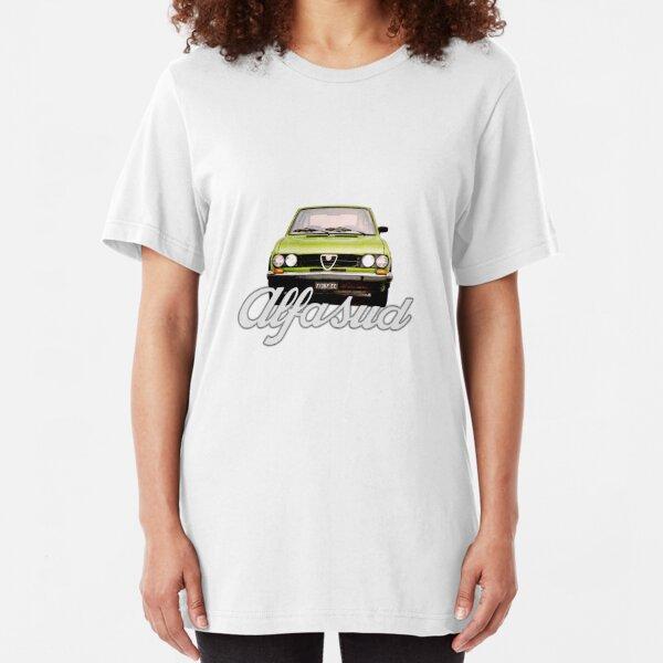 Lime Alfasud Slim Fit T-Shirt