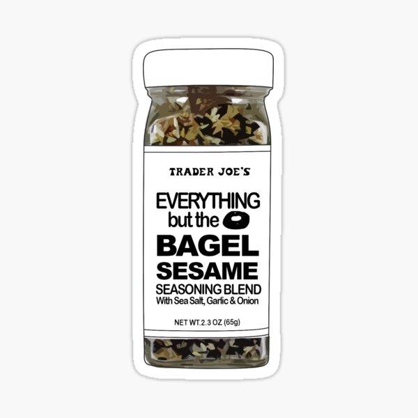 Everything But the Bagel Seasoning Sticker