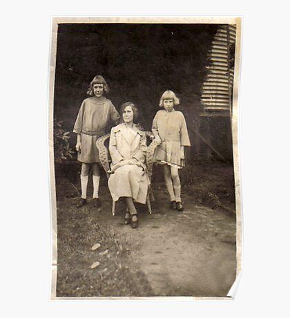 Grand Aunt Lilian Poster