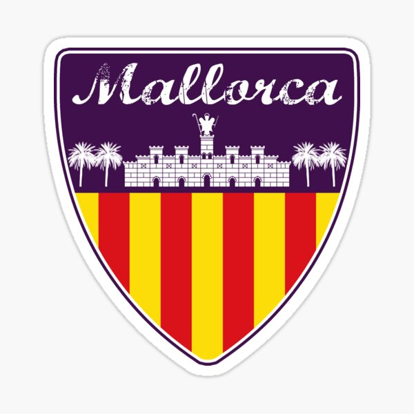 Mallorca Spain Sticker