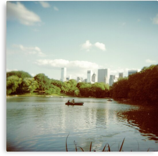 Central Park NYC - Holga by 58glass