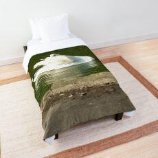 Merch #45 -- Swan - Shot 3 Comforter