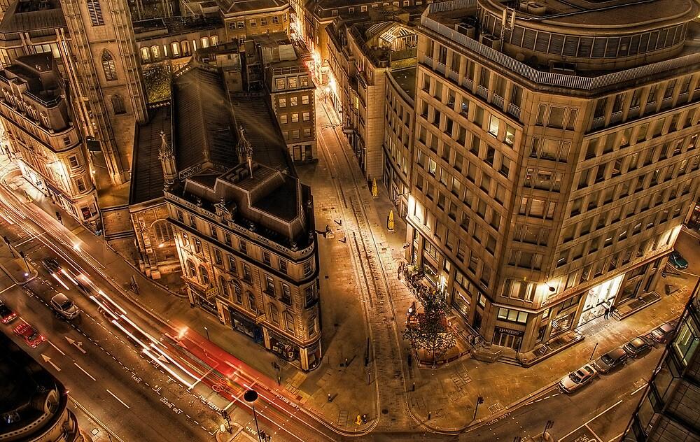 Watling Street, London by murphyz