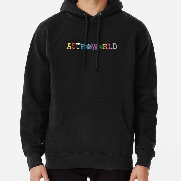 the wrld Pullover Hoodie