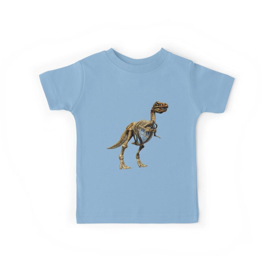 Dinosaur skeleton  by Carol and Mike Werner