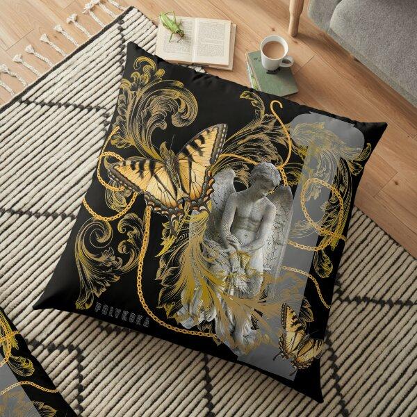 Vintage Versace Floor Pillow