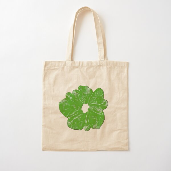 Good Vibes scunci Hair Tie Cotton Tote Bag