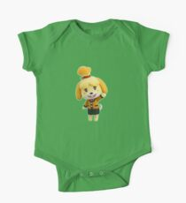 Nendoroid Isabelle (Winter) One Piece - Short Sleeve