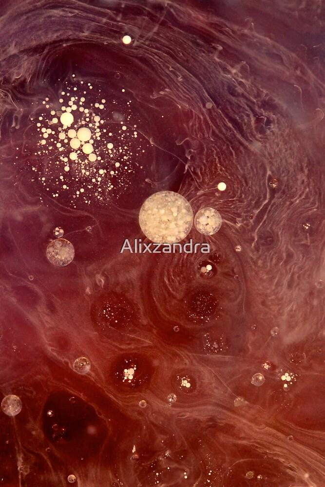 Micro Galaxy by Alixzandra