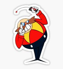 Dr Eggman Sticker