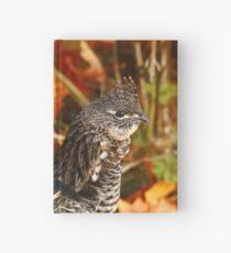 Ruffed Grouse Hardcover Journal