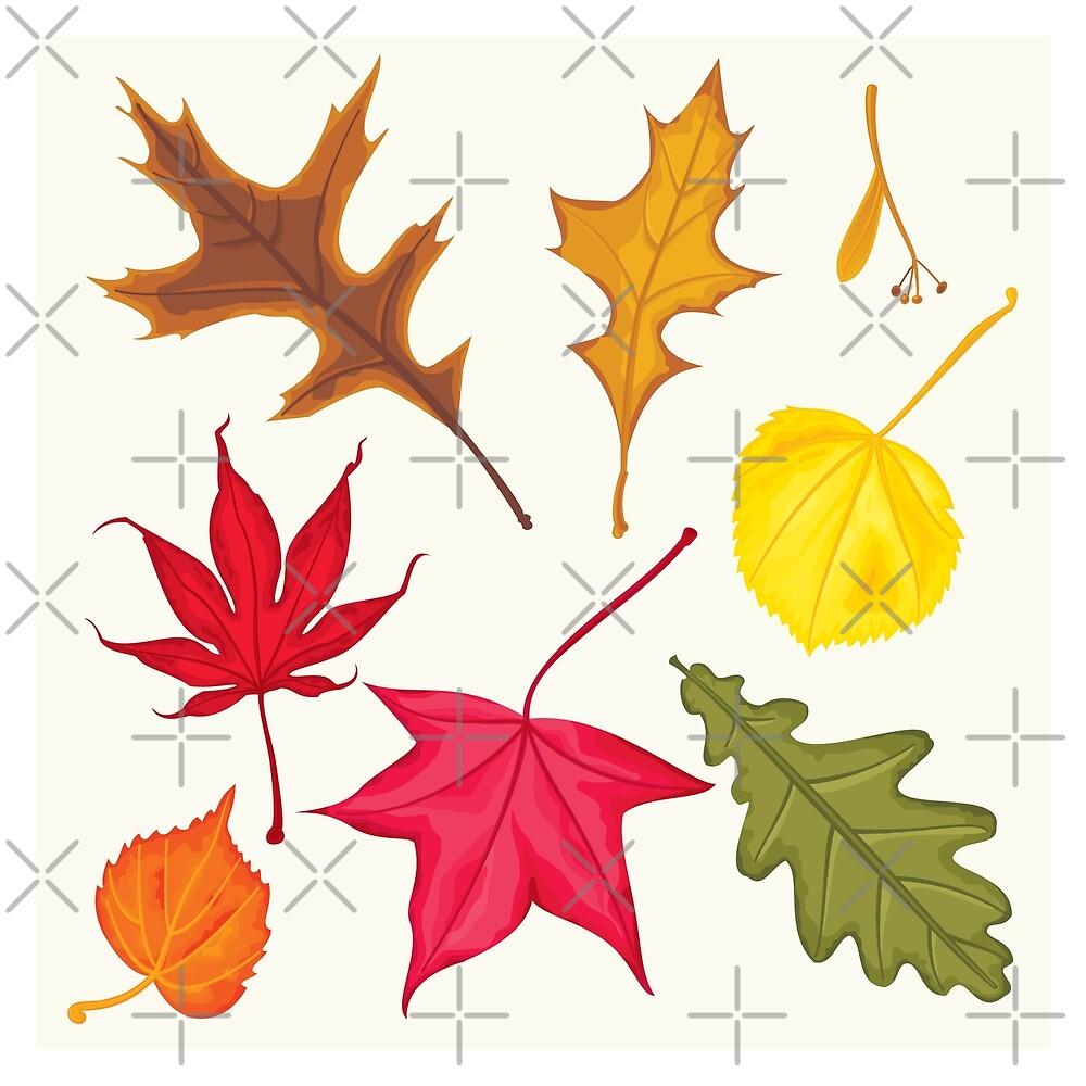 Autumn Leaves by rusanovska